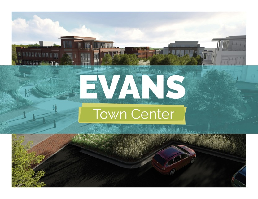 Evans Town Center Final Draft Plan